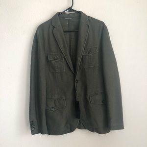 J.LINDERBERG 3 Button English Vent Blazer Jacket